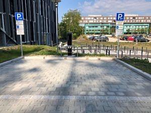 E-Ladesäule Nikolaus-Fiebinger-Straße 2: 2 Ladepunkte
